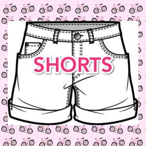 Shorts - PLACE HOLDER - NO ITEM FOR SALE